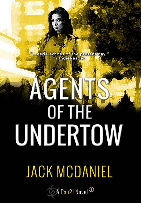 Novel - Agents Of The Undertow