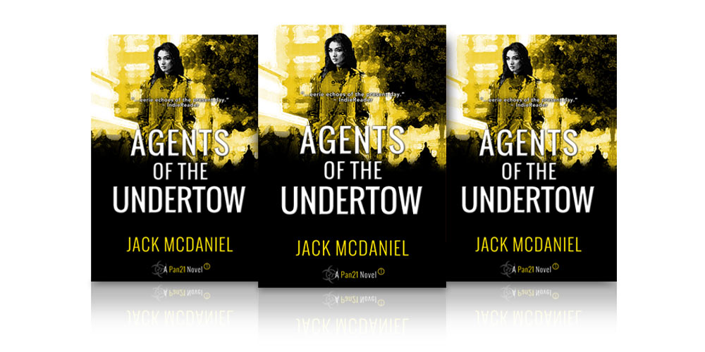 Agents Of The Undertow - Novel