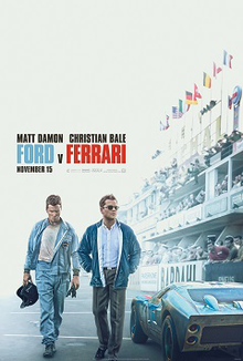 Movie Review - Ford v Ferrari