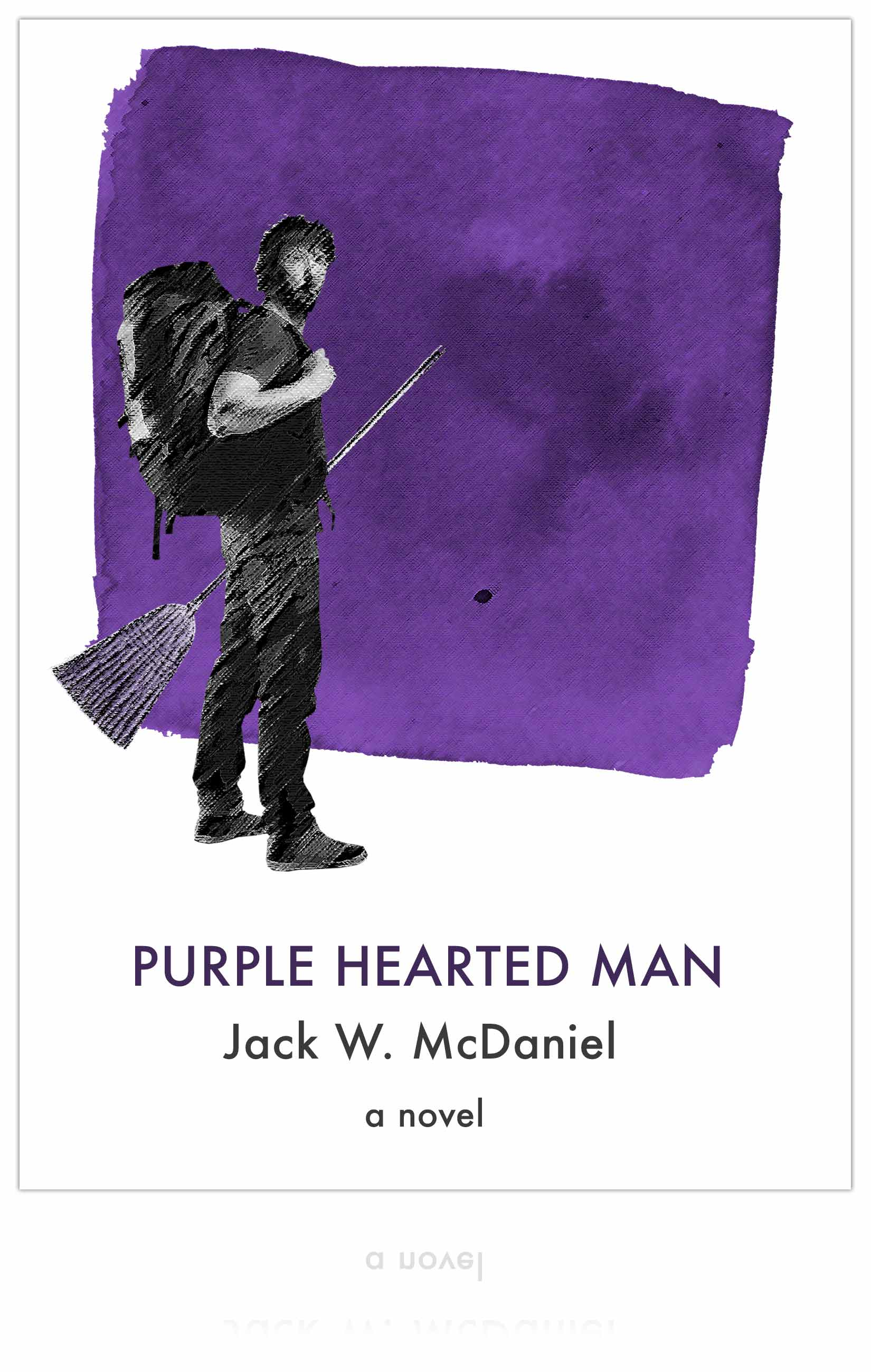 Purple Hearted Man